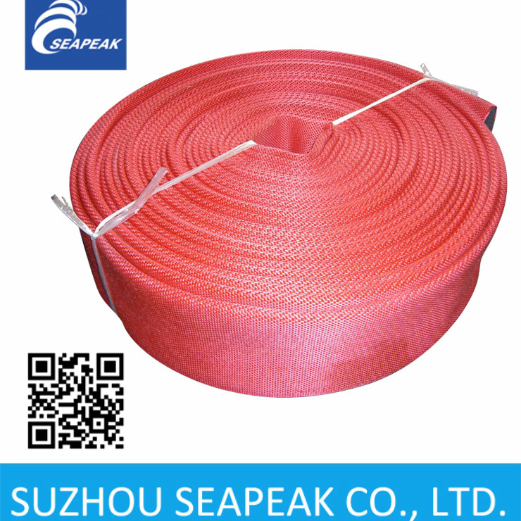 PU Lining Fire Fighting Hose pictures & photos
