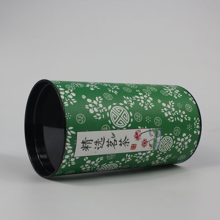 China Origami Round Box Cylinder Box Packaging Paper Box Tube