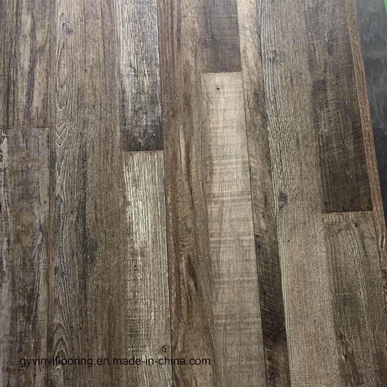 China Fashion Waterproof Durable Lvt Click Lock Vinyl Plank Floor - Durability of vinyl plank flooring