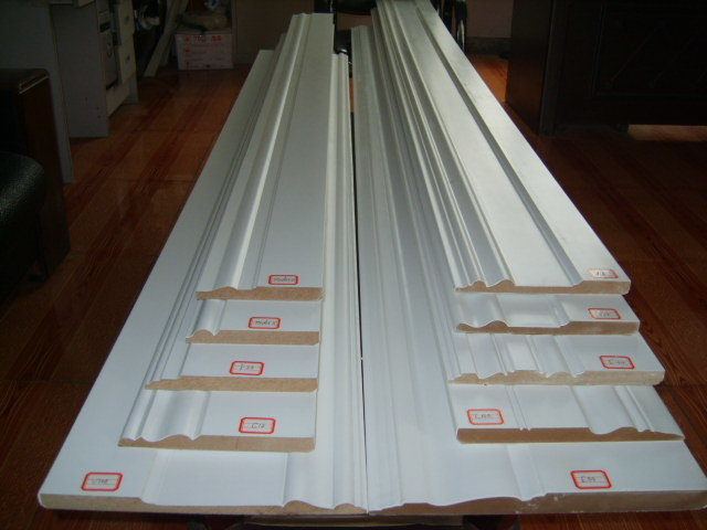 Lacquered Baseboard