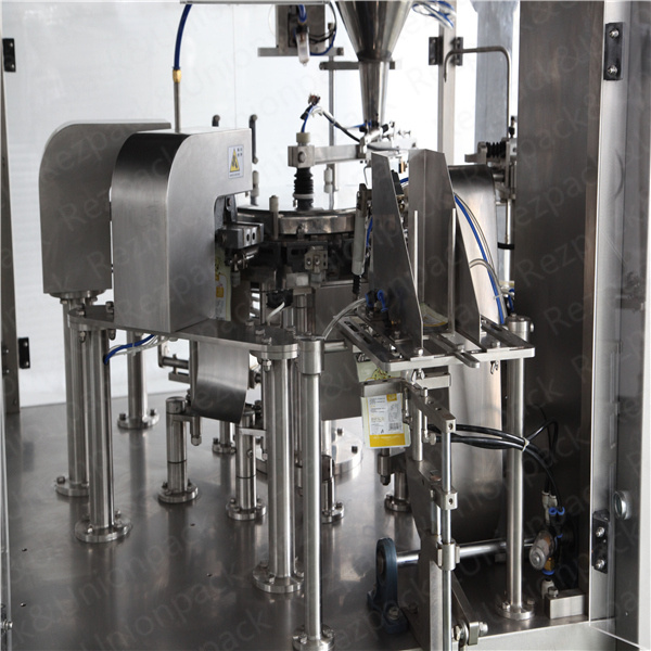 Automatic Grain Weighing Filling Sealing Packing Machine