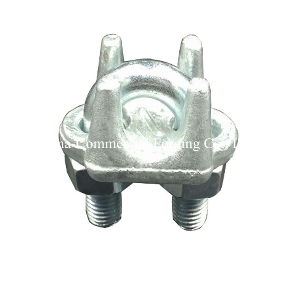 China OEM Style Metal Rigging for Lifting Wire Rope Clamp Clip ...