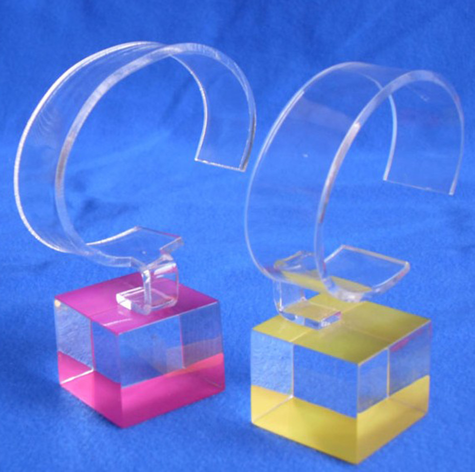 Plastic Acrylic Holder/Acrylic Brochure Holder/Acrylic Menu Holder pictures & photos