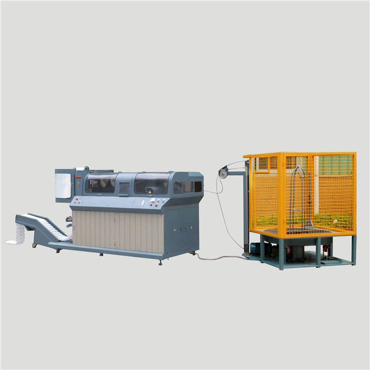 High Speed Pocket Spring Coiling Machine (LR-PS-HX)