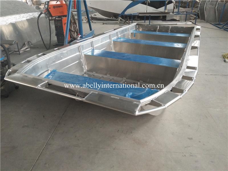China Aluminum Floods Boat/ Rescue Boats/ Shallow River Boat