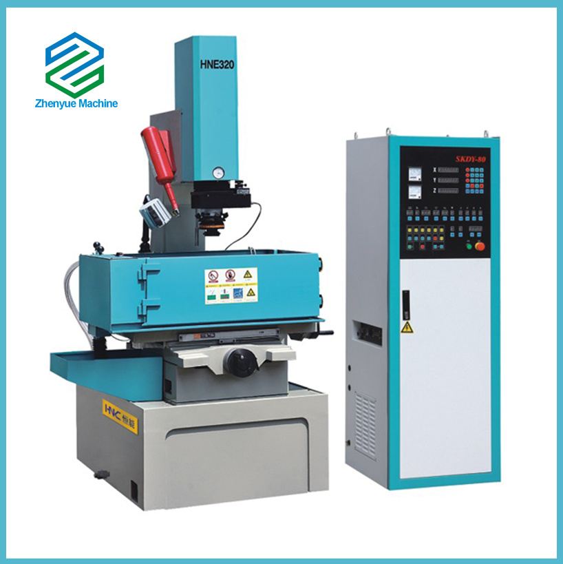 China Manufacturers Wholesale EDM Wire Cutting Machine - China Spark ...