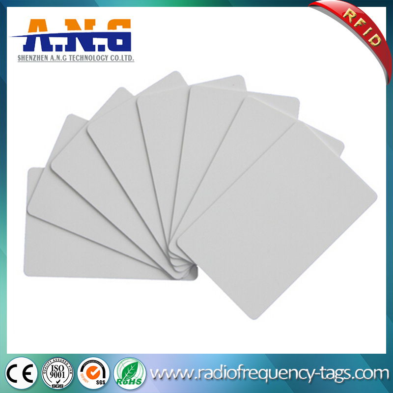 China Blank Plastic Business Cards with Standard Sized for Epson ...