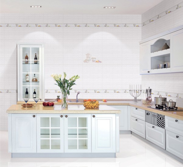 Hot Item Background Decoration Wall Tile Kitchen House Design In Nepal
