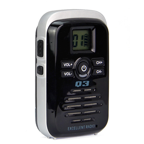 Luiton Q3 3W with Display Handheld Mini Two Way Radio pictures & photos
