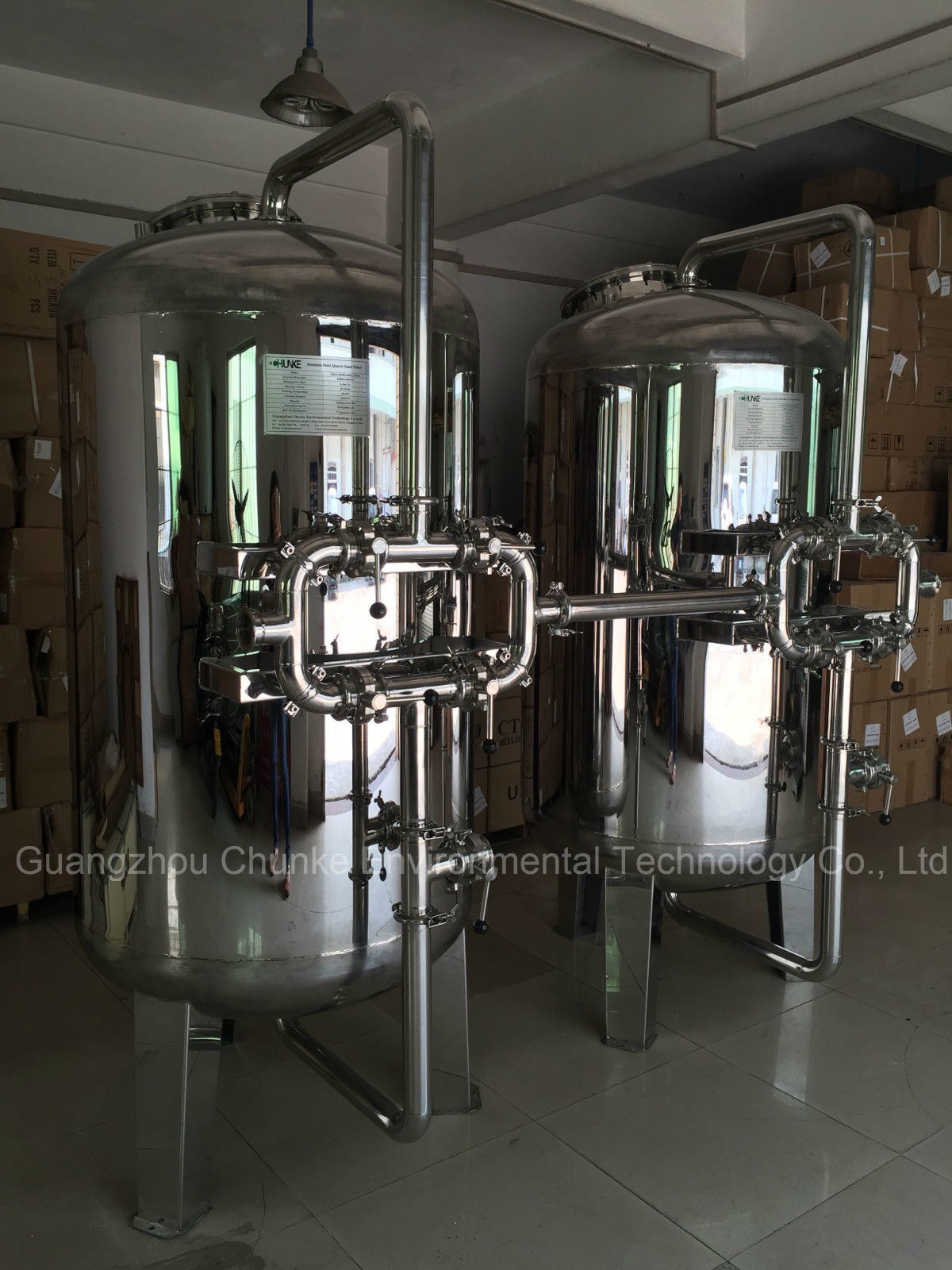 High Quality Stainless Steel Mechanical Filter \Water Filter