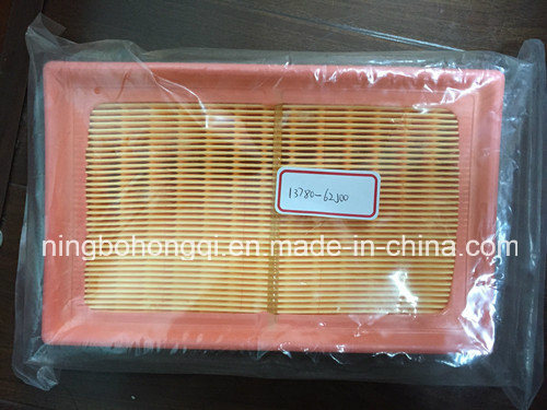 Air Filter 13780-62j00 for Suzuki pictures & photos