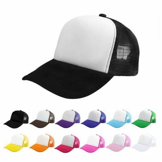 China Wholesale Cheap Blank Custom Mesh Hat Trucker Hat Snapback Hat ... 76fd88d85520