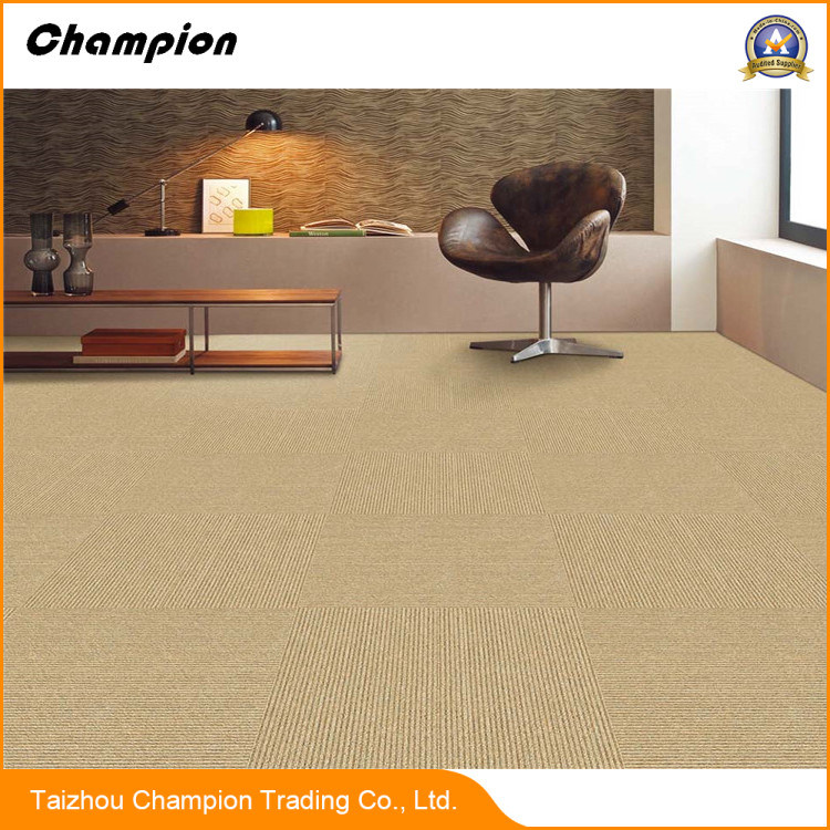 China Dl Eco Friendly Adhesive Commercial Usage Office Floor Carpet