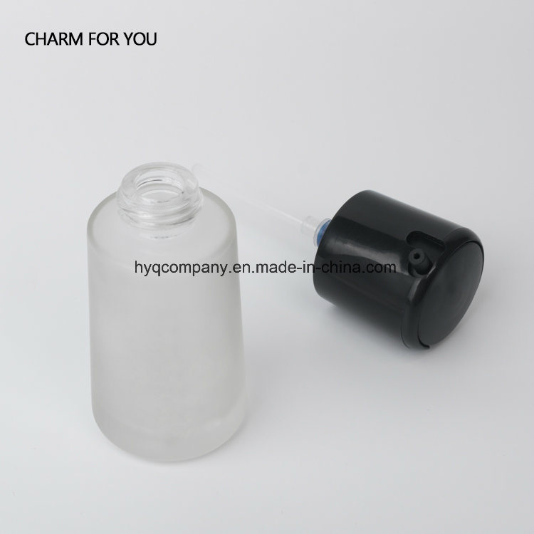 ec5e1ee6dd390 Create Your Own Brand Wholesale Price Cosmetic Liquid Foundation Tube Duck-  billed Glass Bottle Empty Container 30ML