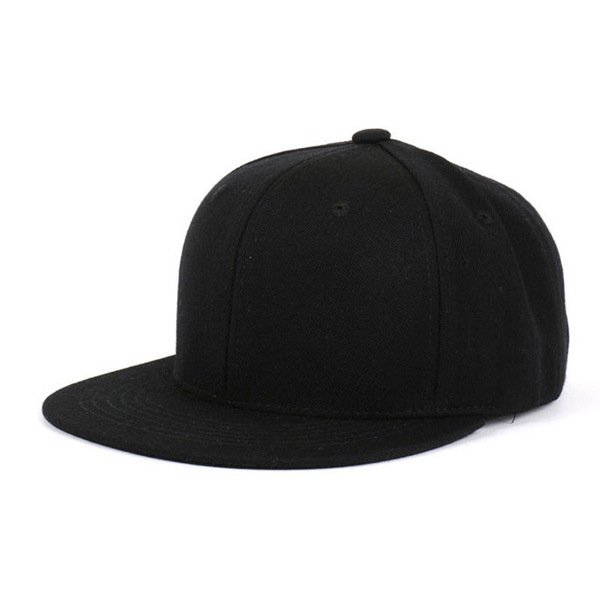 China Black High Quality Blank Snapback Hats - China High Quality Snapback  Hats 0133f21e7661