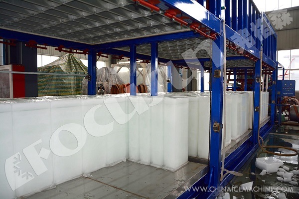 15 T/24h Direct System Ice Block Making Machine for Sale pictures & photos