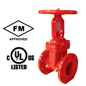 China Ul Fm Flanged Type Os Amp Y Gate Valve 200psi China