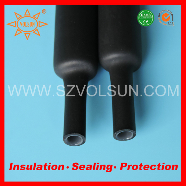 Waterproof Adhesive Heat Shrink Tubing pictures & photos