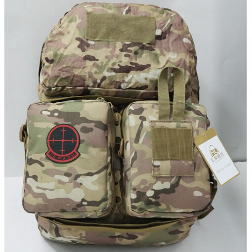 89e32e5fa326 China Foldable Military Backpack Outdoor Hiking Waterproof Nylon Bag ...