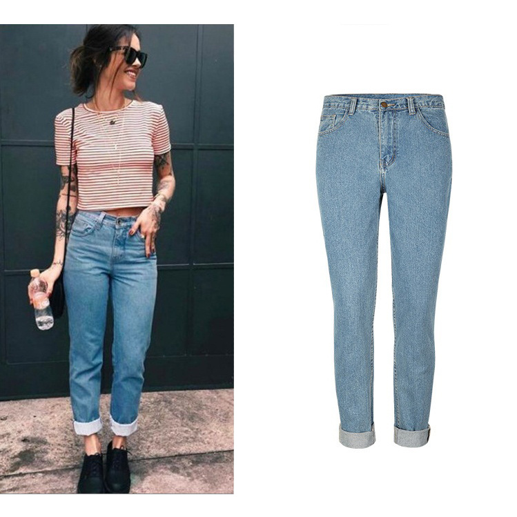 China Classical Loose Straight Leg Pants Slim Fit Women Jeans China Jeans And Women Jeans Pants Price .benefits of strong, toned legs than just being fit and looking good, especially for women. china classical loose straight leg