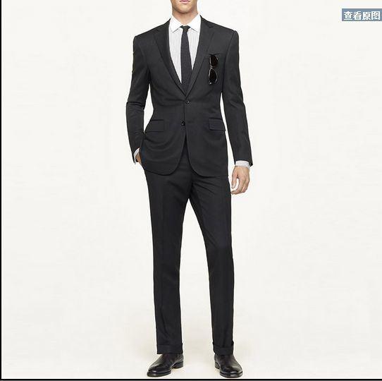 China Elegant Mens Custom Made Italian Style Tuxedo Suits for ...