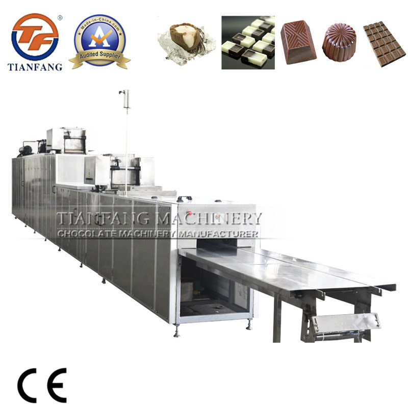 Automatic Chocolate Depositing Machine with CE pictures & photos