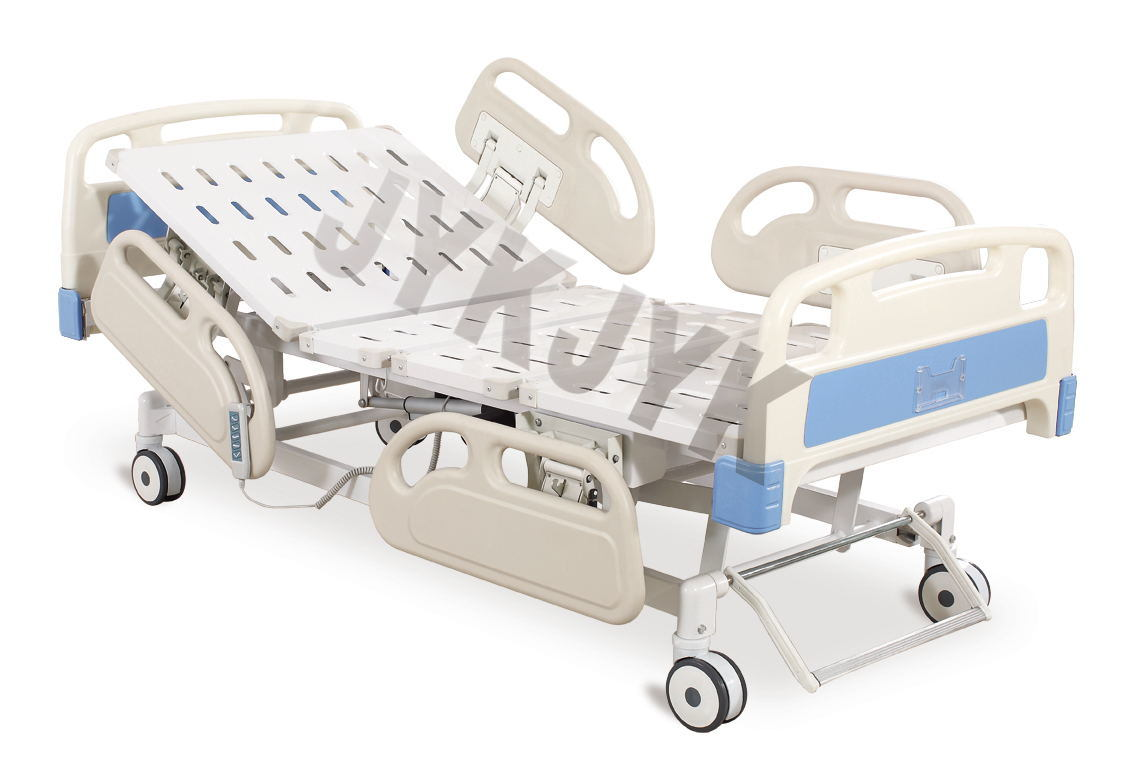 Intensive Five-Function Electric Hospital Bed