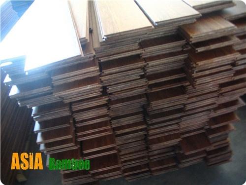 China Tongue And Groove Strand Woven Bamboo Flooring Photos