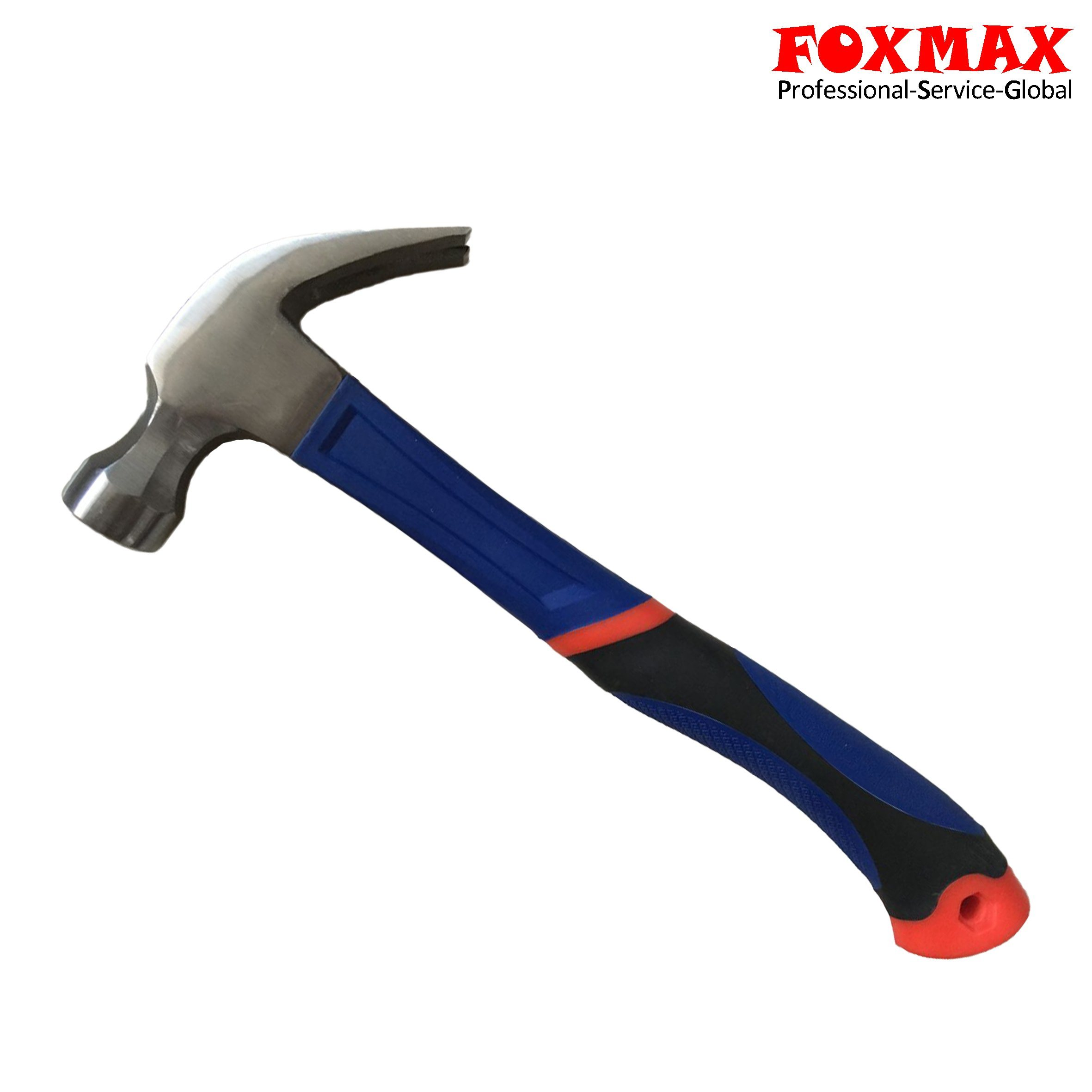 High Quality Claw Hammer with Rubber Handle (HM-010) pictures & photos