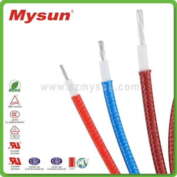 China Mysun Insulated Nichrome Silicone Fiberglass Electrical Wire ...