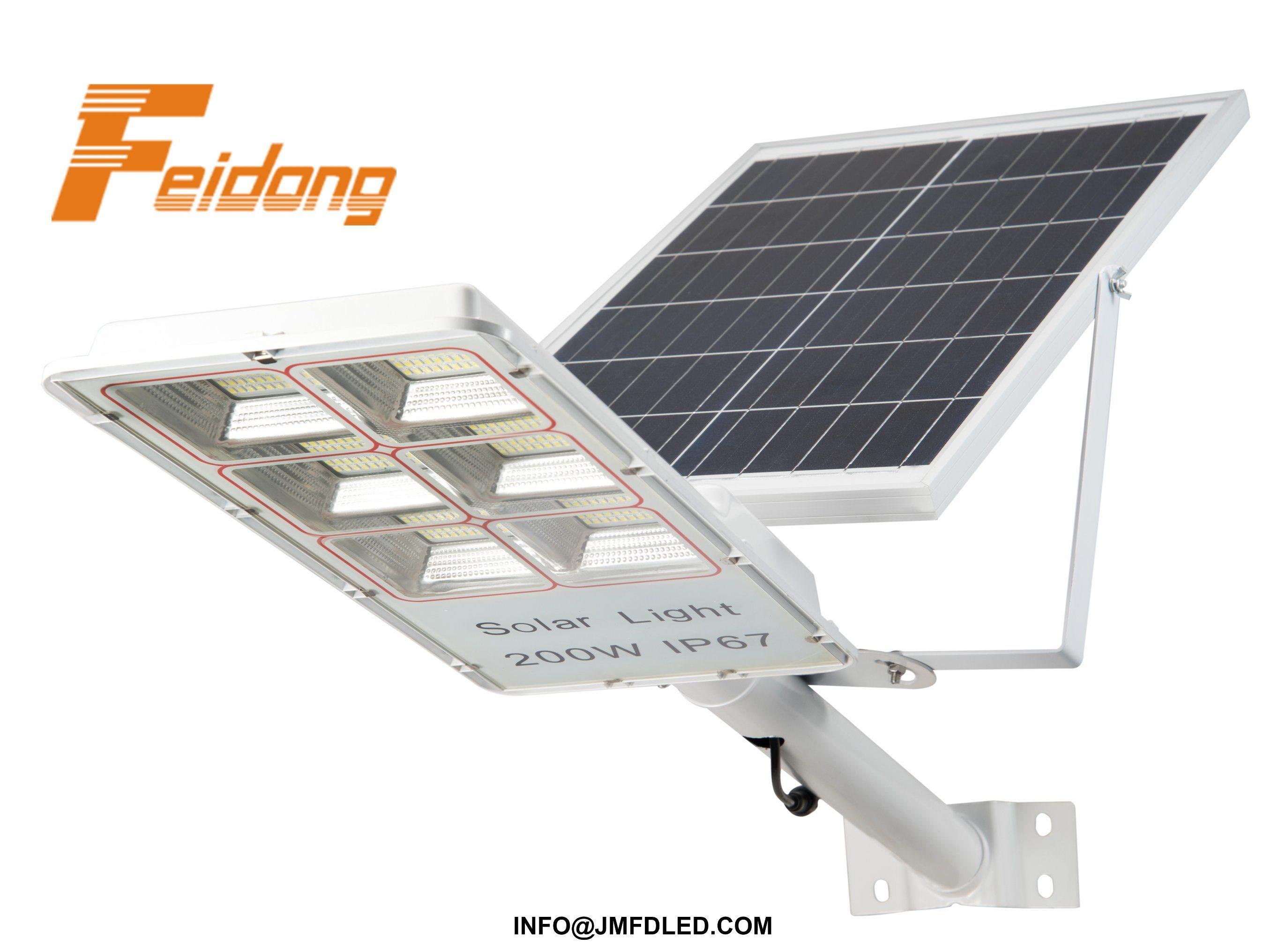 China Battery Backup Outdoor Motion Sensor Smart Lamp Waterproof Solar Led Street Light China Led Flood Light Led Solar Light