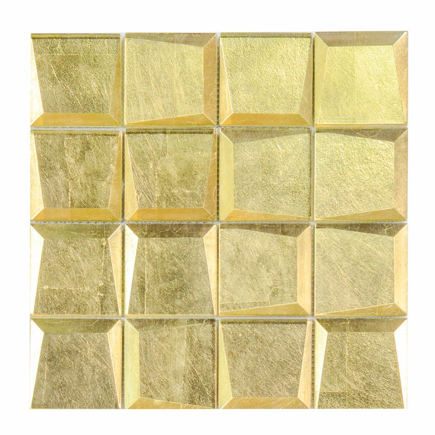 China Cheap Decorative Wall Beveled Glass Mosaic Tile for Sale ...