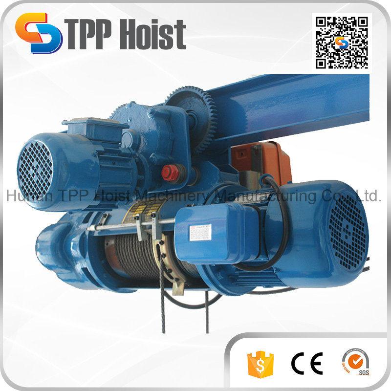 China CD1 Electric Motor Lifting Hoist Wire Rope Motor Hoist - China ...