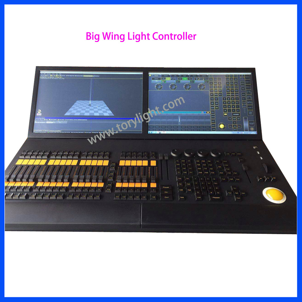 China Ma Wing Led Dmx Stage Light Console Fader Controller Usb