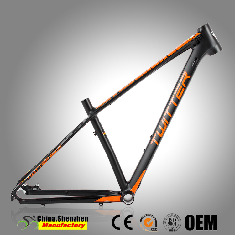 China Best 2018 Aluminum Alloy Al7050 Mountain Bicycle MTB Frame ...
