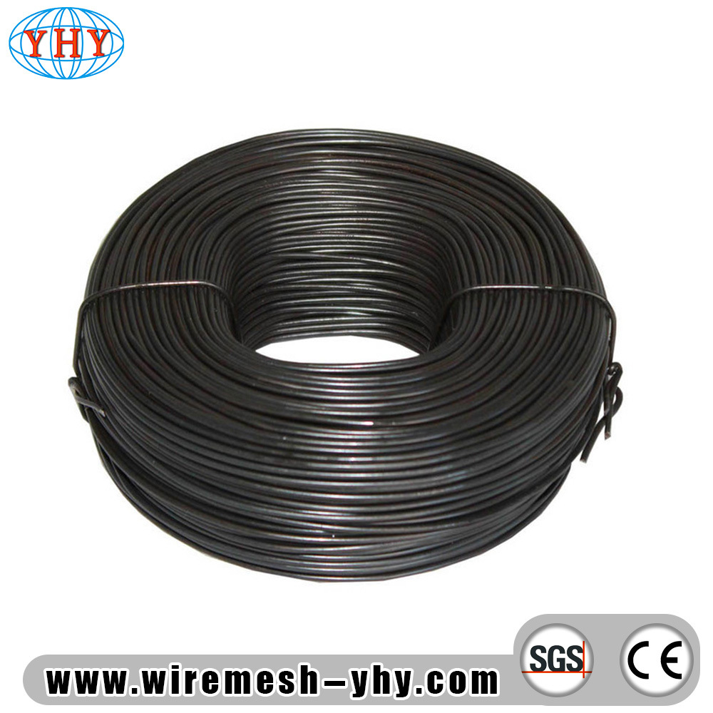 China Construction Decoration Wire Mesh Metal Black Annealed Wiring Binding