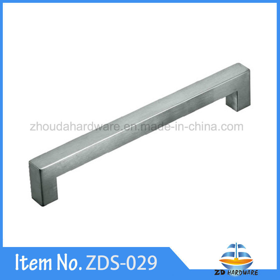 China Furniture Handles Pulls Stainless Steel Kitchen Accessories Ss Brushed Solid Hollow Pull Hardware