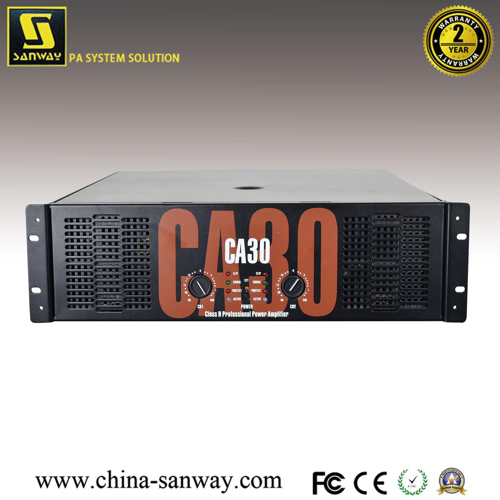 China Class H Professional Crest Audio Ca30 Power Amplifier Archives Circuit Design
