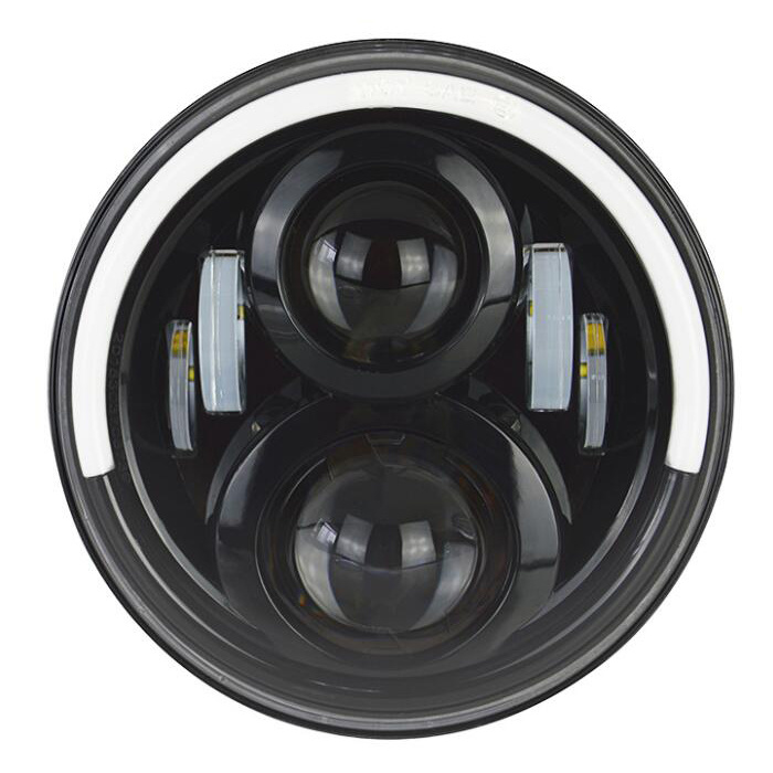 Hot Item 7 Inch Offroad Jeep Lights Round Led Headlight
