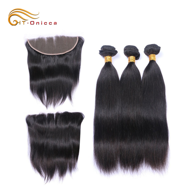 China 10a Grade Original Remy Peruvian Human Hair Extensions With