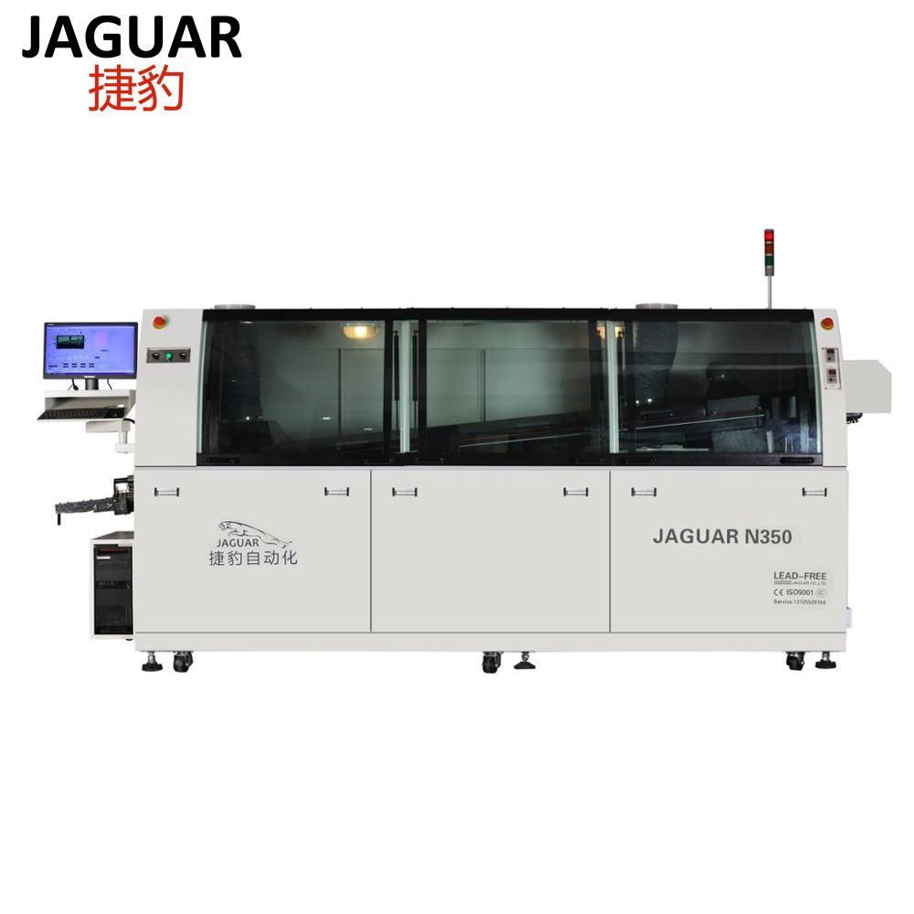 China Ce Certification Smt Reflow Oven Wave Soldering Machine