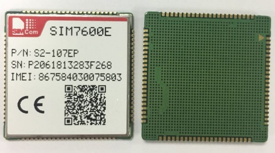 China SIM7600 Series 4G Lte Cat4 Multi-Band Lte-FDD/Lte-Tdd
