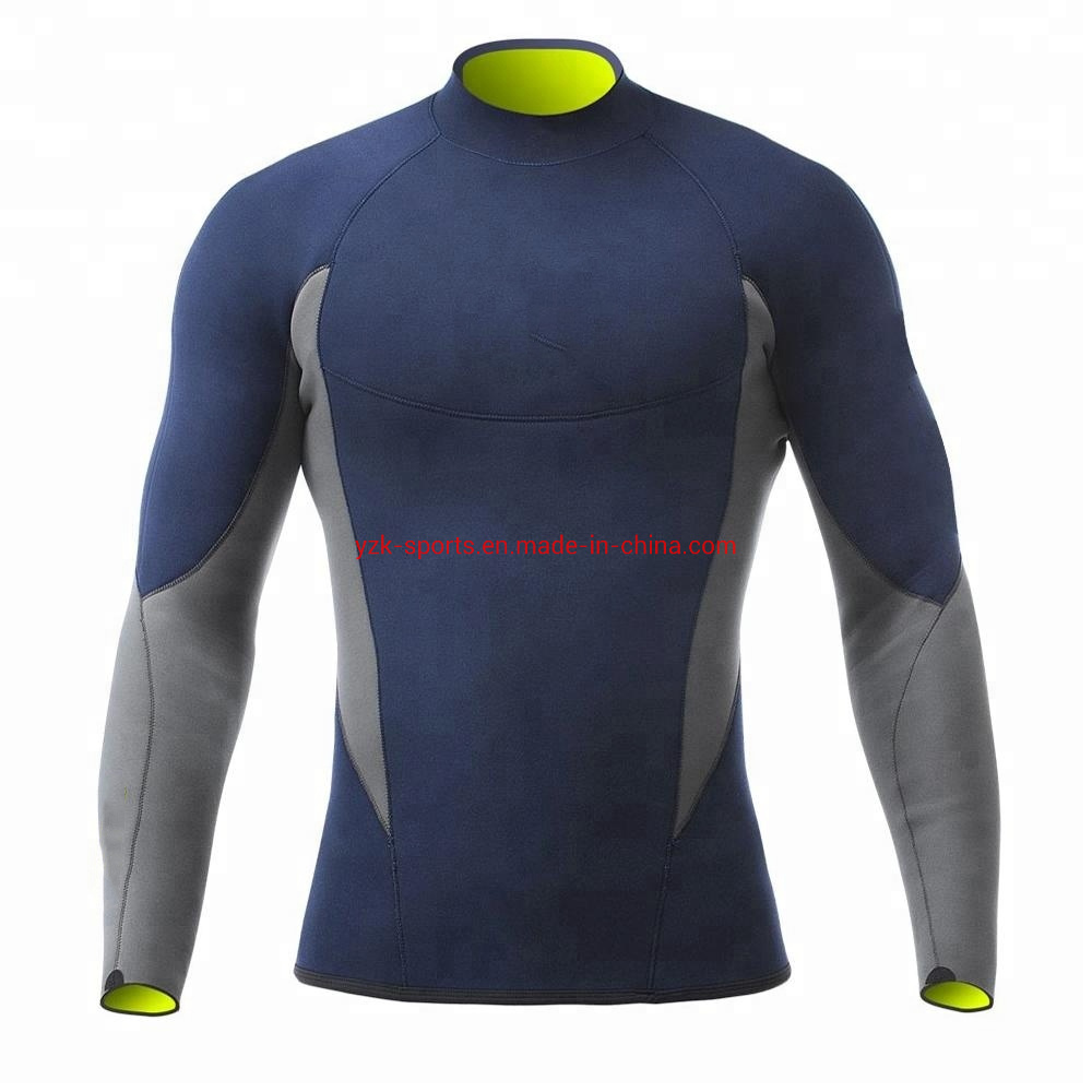 Men Surfing Swimming Scuba 3/2mm Neoprene Fashion Jacket Top pictures & photos