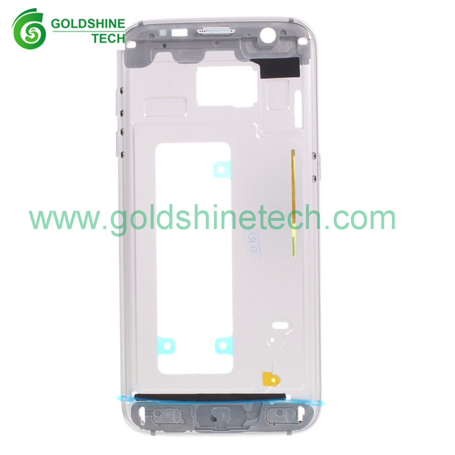 China Wholesale Middle Frame For Samsung Galaxy S7 Edge G935 Brand New Replacement Parts