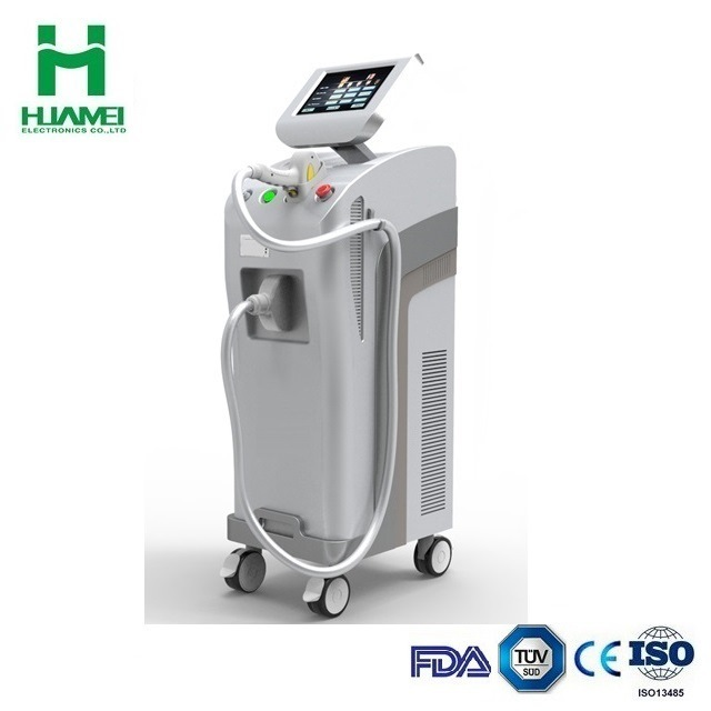China 808nm Diode Laser Hair Removal Machine Germany Bars China