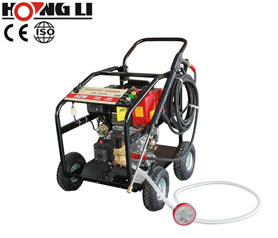 Power Washing Machine >> China Diesel High Pressure Washing Machine Diesel Engine Washer