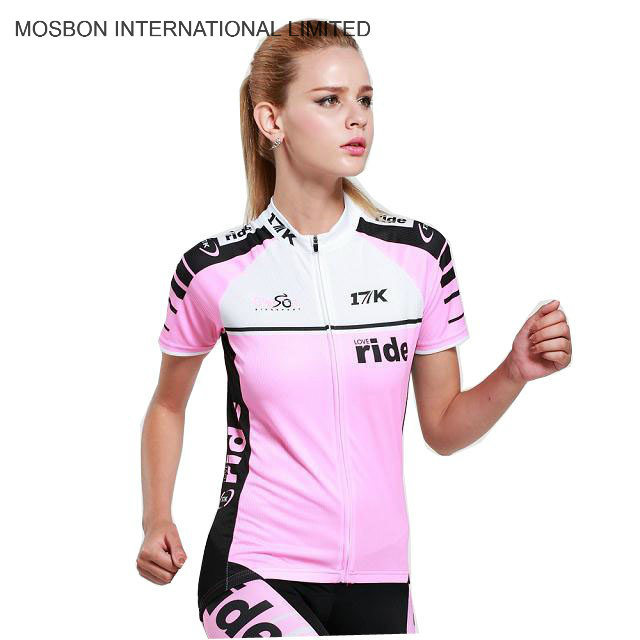 Latest Sublimated Cycling Jersey Fashion Women Cycling Wears/ Cycling Wear/ Cycling Jersey