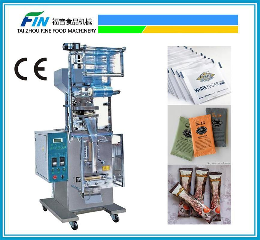 Automatic Snack Weighing Filling and Wrapping Packing Machine
