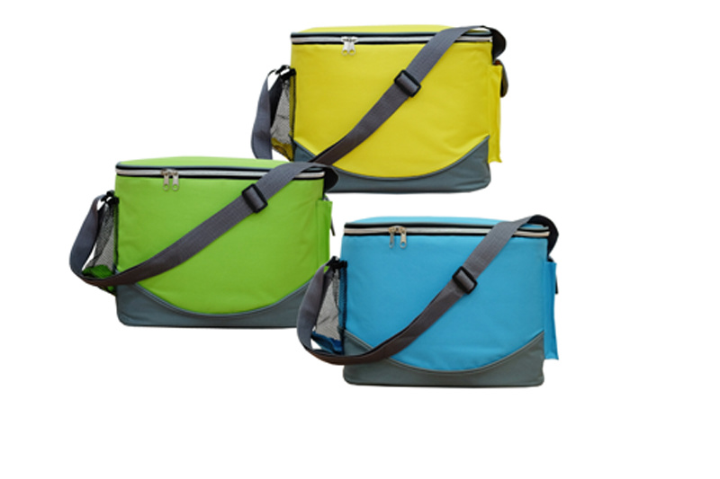 600d Polyester Insulated Cooler Bag