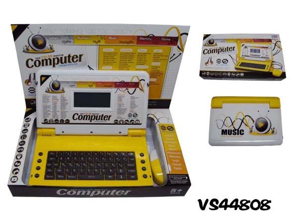China English Learning Toy Laptop (VS44808) - China Toy ...